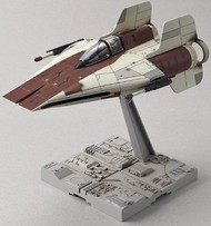 Bandai  1/72 Star Wars Return of the Jedi: A-Wing Starfighter BAN206320