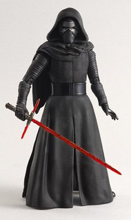 Bandai  1/12 Star Wars: Kylo Ren Dark Side Warrior Figure (Snap) BAN207572