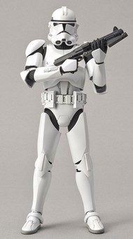 Bandai  1/12 Star Wars: Clone Trooper Figure (Snap) BAN207574