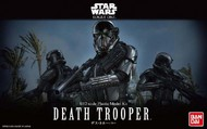 Bandai  1/12 Star Wars Rogue One: Death Trooper (Snap) BAN209052