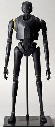 Bandai  1/12 Star Wars Rogue One: K2SO Droid Figure (Snap) BAN209433