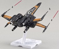 Bandai  1/72 Star Wars The Force Awakens: Poe's X-Wing Starfighter BAN210500