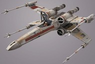 Bandai  1/144 Star Wars Rogue One: Red Squadron X-Wing Starfighter Set BAN210522