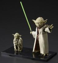 Bandai  1/12 & 1/6 Star Wars: Yoda Jedi Master Figures (Snap) BAN214473