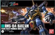 Bandai  1/144 HG Universal Century Series: #204 RMS154 Barzam BAN215640