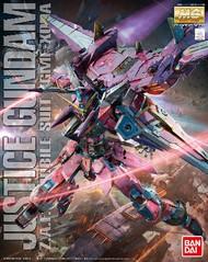 Bandai  1/100 Justice Gundam Seed Mg BAN216382