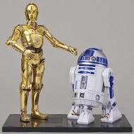 Bandai  1/12 Star Wars: C3PO & R2D2 Droids Figures (Snap) BAN223297