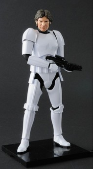 Star Wars: Han Solo Stormtrooper Figure (Snap) #BAN225743