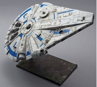 Bandai  1/144 Star Wars Solo-Astar Wars Story: Millennium Falcon Lando Calrissian Version BAN225754