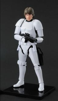Bandai  1/12 Star Wars: Luke Skywalker Stormtrooper Figure (Snap) BAN225755