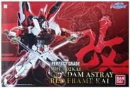 Bandai  1/60 Perfect Grade Series: MBf.P02KAI Gundam Astray Red Frame KAI - Pre-Order Item BAN228335