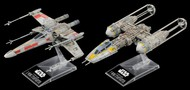 Bandai  1/144 Star Wars: X-Wing & Y-Wing Starfighters BAN228377