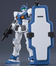 Bandai  1/144 HG Universal Century Series: GM Guard Custom Gundam MSV-R The Origin BAN230355