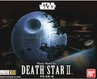"Bandai  Snap Star Wars: Death Star II (3.5"") (Snap) BAN230357"
