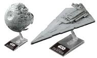 "Bandai   N/A Star Wars Return of the Jedi: Death Star II & Star Destroyer (3.5"") (2 Kits) BAN230358"