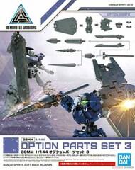 Bandai  1/144 #09 30MM 1/144 Option Parts Set 3 ''30 Minute Missions'' BAN2530642