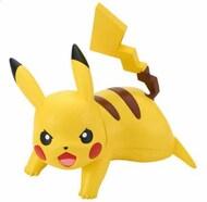 Bandai   N/A Pokemon Series: #03 Pikachu Battle Pose (Snap) BAN2541924