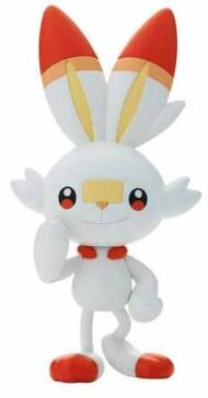 Bandai   N/A Pokemon Series: #05 Scorbunny (Snap) BAN2561633