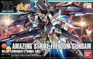 Bandai  1/144 Build Fighters High Grade Series: Amazing Strike Freedom Gundam BAN5055445