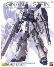 Bandai  1/100 Master Grade Gundam Series: MSN06S Sinanju Stein Ka UC0094 EFSF BAN5055455