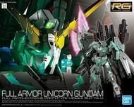 Bandai  1/144 Gundam Real Grade Series: #030 Full Gundam Unicorn BAN5055586