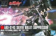 Bandai  1/144 HG Universal Century Series: #225 Silver Bullet Suppressor BAN5057694