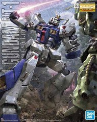 Bandai  1/100 Master Grade Series: Gundam NT1 (Ver. 2.0) Gundam 0080 BAN5057706