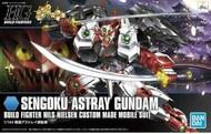 Bandai  1/144 Build Fighters HG Series: Sengoku Astray Gundam BAN5057719
