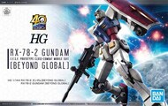 Bandai  1/144 HG Beyond Global Series: RX-782 Gundam - Pre-Order Item BAN5058205