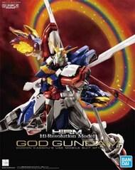 Bandai  1/100 Gundam Hi-Resolution Series: God Gundam BAN5058206