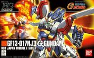Bandai  1/144 HG Future Century Series: #110 GF13-017NJII G Gundam BAN5058265