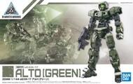Bandai  1/144 30 Minute Missions (30MM) Series: #011 eEXM17 Alto Green (Snap) BAN5058837