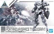Bandai  1/144 30 Minute Missions (30MM) Series: #018 bEXM15 Portanova Space Type Gray (Snap) - Pre-Order Item BAN5058871
