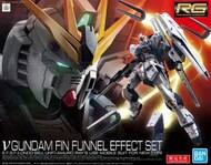 Bandai  1/144 Gundam Real Grade Series: V Gundam Fin Funnel Effect Set BAN5059000