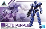 Bandai  1/144 30 Minute Missions (30MM) Series: #017 eEXM17 Alto Purple (Snap) BAN5059003