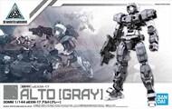 Bandai  1/144 30 Minute Missions (30MM) Series: #021 eEXM17 Alto Gray (Snap) BAN5059014