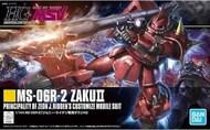 Bandai  1/100 HG Universal Century Series: #166 MS06R2 Zaku II BAN5060400
