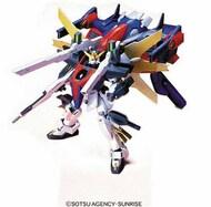 Bandai  1/100 07 G-Falcon Unit Double X BAN55021