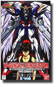 Bandai  1/100 W-Gundam Zero (Endless Waltz) BAN57137