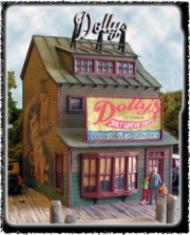 Bar Mills Buildings  HO Dolly'S Confectionaire Ltd BAR1240