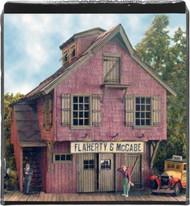 Bar Mills Buildings  HO Flaherty & Mccabe'S Ltdprod BAR1340