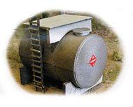 Bar Mills Buildings  O Fuel Tank BAR4004