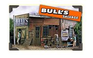 Bar Mills Buildings  O Bull'S Salvage BAR454