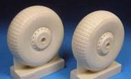 Lancaster Main Wheels Block Tread (HKM kit) #BARBR32410