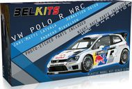 Bel Kits  1/24 VW Polo R Red Bull WRC. Etched parts included. Night racing parts included. BEL005