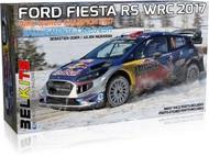 Bel Kits  1/24 Ford Fiesta RS WRC 2017 Rallye Monte-Carlo 2017 BEL012