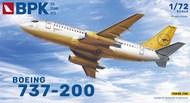Boeing 737-200 Lufthansa #BPK72006