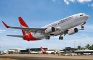 Boeing 737-800 Qantas #BPK7218