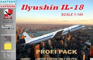 Ilyushin Il-18 Deutsche Lufthansa 1/144 Profi-Pack #BIG1440001