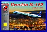 Ilyushin Il-18 LOT 1/144 Profi-Pack #BIG1440002